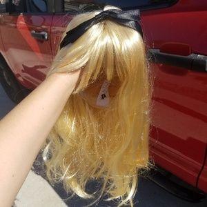 NWOT Alice in wonderland wig